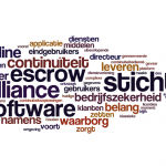Cloud en Saas met Escrow via de stichting van Escrow Alliance