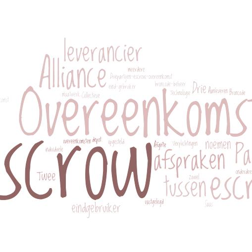 woordenwol-escrow-alliance-escrow-overeenkomst-retro